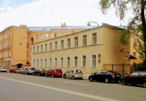 Здание на ул. Херсонской, д. 2