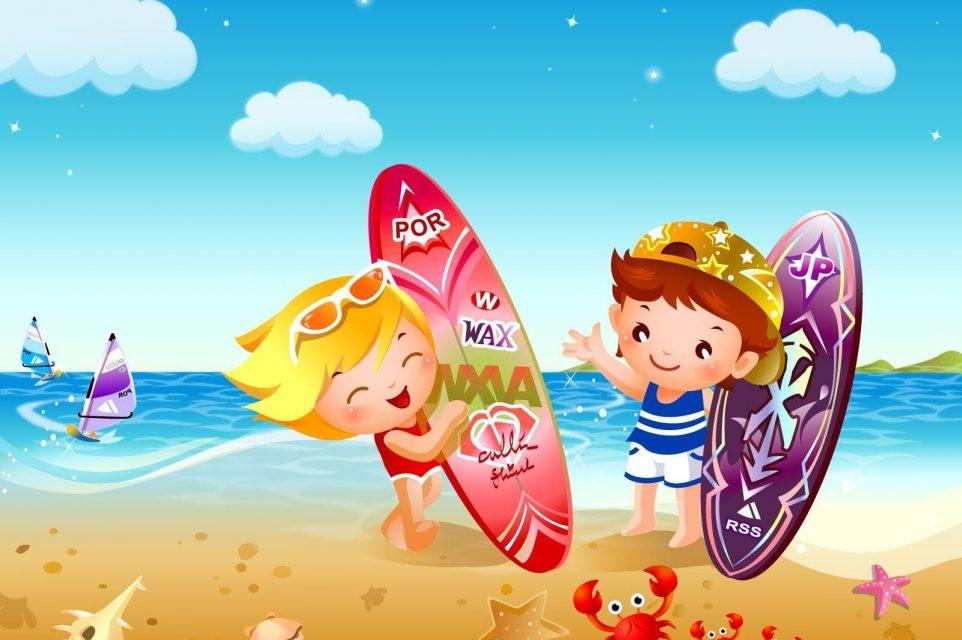 Лето каникулы (2)